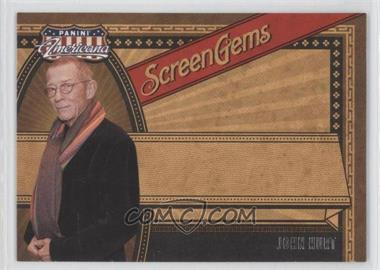 2011 Panini Americana Screen Gems #20 - John Hurt