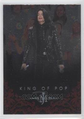 2011 Panini Michael Jackson Platinum #25 - Michael Jackson
