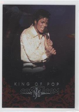 2011 Panini Michael Jackson Platinum #55 - Michael Jackson