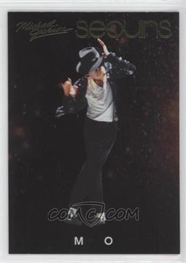 2011 Panini Michael Jackson Sequins #1 - Michael Jackson