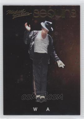 2011 Panini Michael Jackson Sequins #3 - Michael Jackson