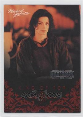 2011 Panini Michael Jackson The National #35 - Michael Jackson /5