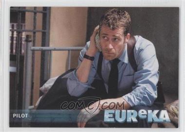 2011 Rittenhouse Eureka Seasons 1 & 2 Premium Packs - [Base] #C01 - [Missing] /250