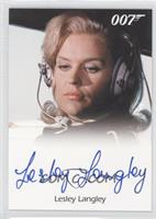 Lesley Langley as Flying Circus Pilot
