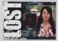 Yunjin Kim as Sun Kwon /350