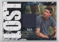 Matthew Fox as Jack Shephard /350