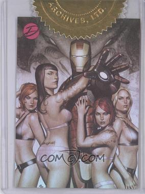 2011 Rittenhouse Marvel Dangerous Divas [???] #2 - [Missing]