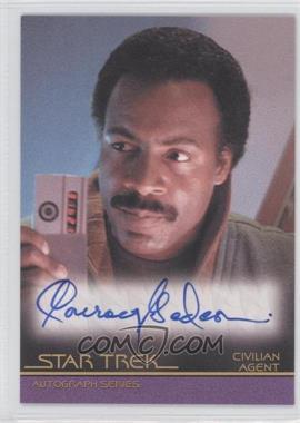 2011 Rittenhouse Star Trek Classic Movies Heroes & Villains Premium Packs Autographs #A129 - Conroy Gedeon