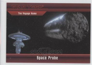 2011 Rittenhouse Star Trek Classic Movies Heroes & Villains Premium Packs #16 - The Voyage Home - Space Probe /550