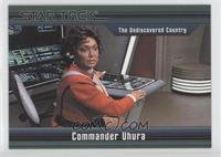 The Undiscovered Country - Commander Uhura /550