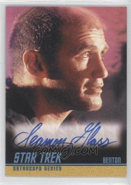 2011 Rittenhouse Star Trek: The Remastered Original Series Single Autograph #A245 - Seamon Glass