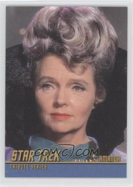 2011 Rittenhouse Star Trek: The Remastered Original Series Tribute #T29 - Jane Wyatt as Amanda