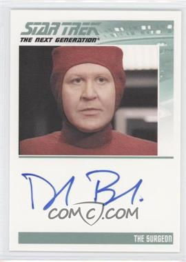 2011 Rittenhouse The Complete Star Trek: The Next Generation Autographs #DAME - [Missing]