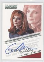 Gates McFadden as Dr. Beverly Crusher (Quotable style)