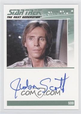 2011 Rittenhouse The Complete Star Trek: The Next Generation Autographs #JUSC - [Missing]