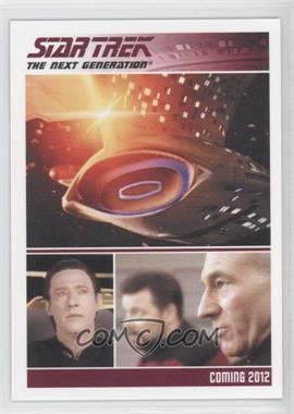 2011 Rittenhouse The Complete Star Trek: The Next Generation Promos #P1 - [Missing]