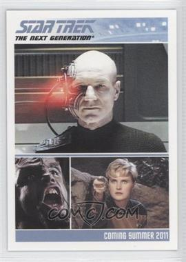 2011 Rittenhouse The Complete Star Trek: The Next Generation Promos #P1 - [Missing]