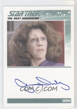 2011 Rittenhouse The Complete Star Trek: The Next Generation Series 1 - Autographs #JADA - Jane Daly