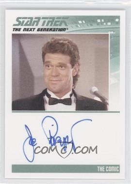 2011 Rittenhouse The Complete Star Trek: The Next Generation Series 1 - Autographs #JOPI - Joe Piscopo