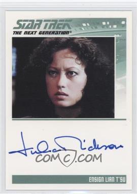 2011 Rittenhouse The Complete Star Trek: The Next Generation Series 1 - Autographs #JUNI - Julia Nickson