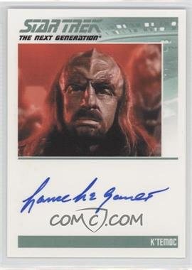 2011 Rittenhouse The Complete Star Trek: The Next Generation Series 1 - Autographs #LALE - Lance Legault