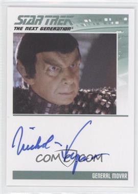 2011 Rittenhouse The Complete Star Trek: The Next Generation Series 1 - Autographs #NIKE - Nicholas Kepros