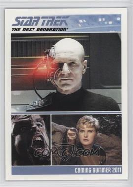 2011 Rittenhouse The Complete Star Trek: The Next Generation Series 1 - Promos #P1 - [Missing]