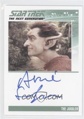 2011 Rittenhouse The Complete Star Trek: The Next Generation Series 1 Autographs #ALSE - Albie Selznick