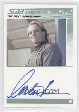 2011 Rittenhouse The Complete Star Trek: The Next Generation Series 1 Autographs #COBE - Corbin Bernsen