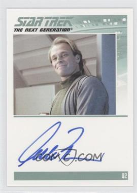 2011 Rittenhouse The Complete Star Trek: The Next Generation Series 1 Autographs #COBE - Corbin Bernsen