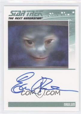 2011 Rittenhouse The Complete Star Trek: The Next Generation Series 1 Autographs #EABO - [Missing]