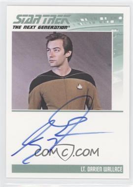 2011 Rittenhouse The Complete Star Trek: The Next Generation Series 1 Autographs #GUVA - Guy Vardaman