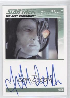 2011 Rittenhouse The Complete Star Trek: The Next Generation Series 1 Autographs #JODE - Jonathan Del Arco