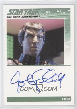 2011 Rittenhouse The Complete Star Trek: The Next Generation Series 1 Autographs #JOFL - John Fleck