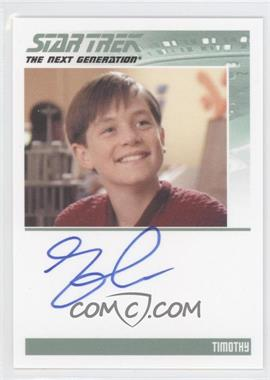 2011 Rittenhouse The Complete Star Trek: The Next Generation Series 1 Autographs #JOHA - Joshua Harris