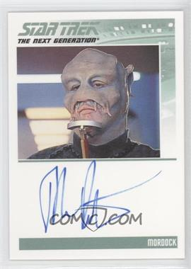 2011 Rittenhouse The Complete Star Trek: The Next Generation Series 1 Autographs #JOPU - John Putch