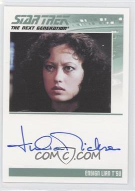 2011 Rittenhouse The Complete Star Trek: The Next Generation Series 1 Autographs #JUNI - [Missing]