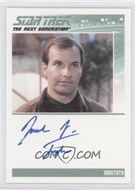 2011 Rittenhouse The Complete Star Trek: The Next Generation Series 1 Autographs #MATA - [Missing]