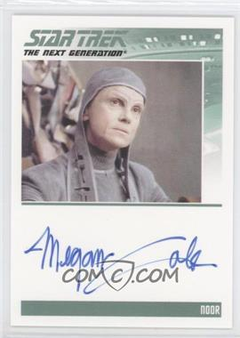 2011 Rittenhouse The Complete Star Trek: The Next Generation Series 1 Autographs #MECO - Megan Cole