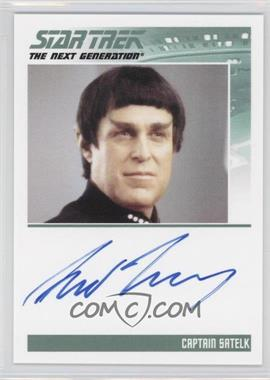2011 Rittenhouse The Complete Star Trek: The Next Generation Series 1 Autographs #RIFA - Richard Fancy