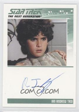 2011 Rittenhouse The Complete Star Trek: The Next Generation Series 1 Autographs #RJWI - R.J. Williams