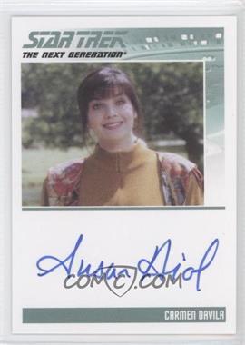 2011 Rittenhouse The Complete Star Trek: The Next Generation Series 1 Autographs #SUDI - [Missing]