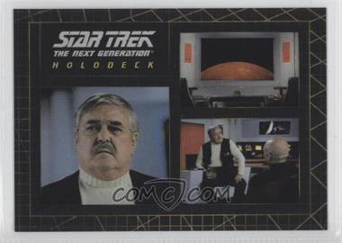 2011 Rittenhouse The Complete Star Trek: The Next Generation Series 1 Holodeck #H10 - Relics