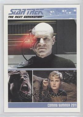 2011 Rittenhouse The Complete Star Trek: The Next Generation Series 1 Promos #P1 - [Missing]