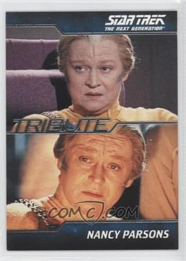 2011 Rittenhouse The Complete Star Trek: The Next Generation Series 1 Tribute #T15 - Nancy Parsons as Sovereign Marouk