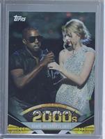 Kanye Interrupts Swift /76