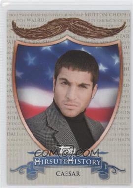 2011 Topps American Pie Hirsute History #10 - [Missing]