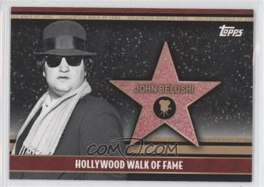 2011 Topps American Pie Hollywood Walk of Fame #HWF-19 - John Belushi