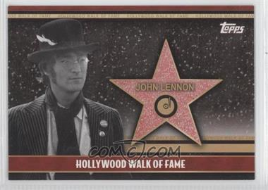 2011 Topps American Pie Hollywood Walk of Fame #HWF-20 - [Missing]