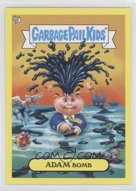 2011 Topps Garbage Pail Kids Flashback Series 2 [???] #1 - Adam Bomb